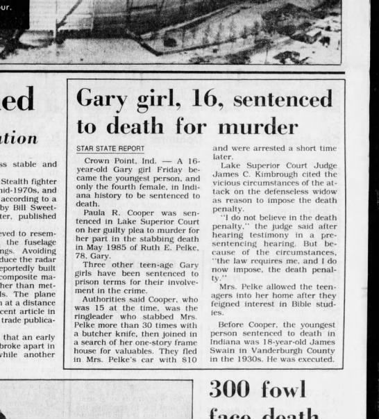 Clipping from The Indianapolis Star - Newspapers com