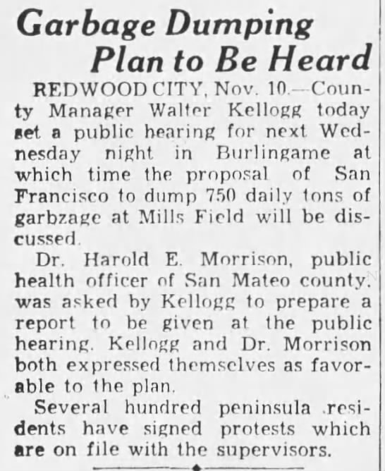 1933-11-10 SF demand for airport dumping to be heard -