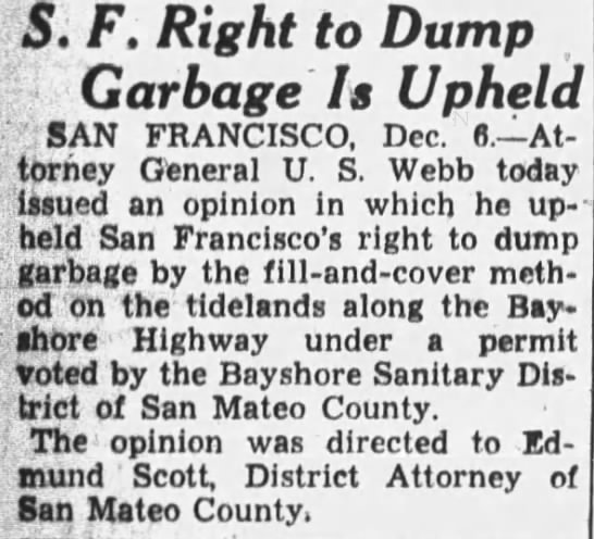 1933-12-06 SF airport dump plan gets AG OK -