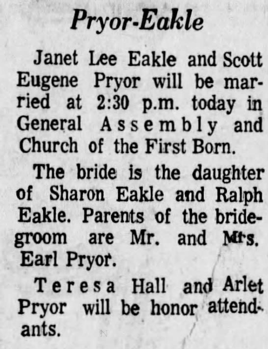 The Indianapolis Star June 22, 1975 Scott Pryor - Newspapers com