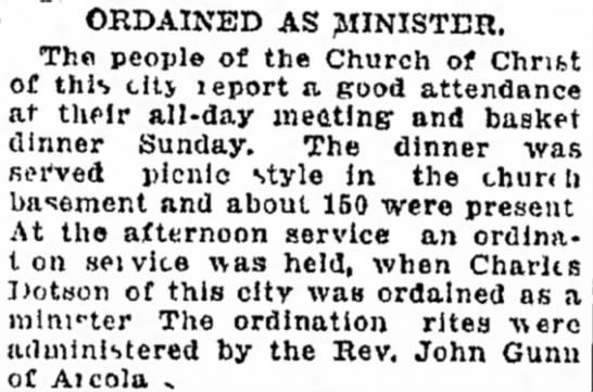 Decatur Review, Decatur, Illinois, 23 Nov 1926, page 18 -