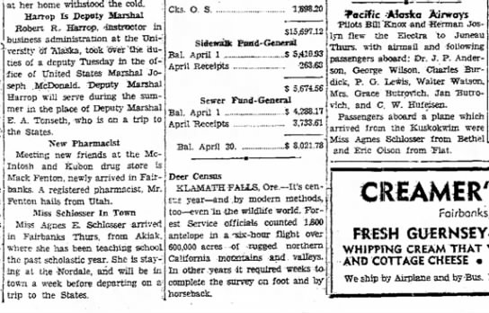 Agnes, May 21,1940 -