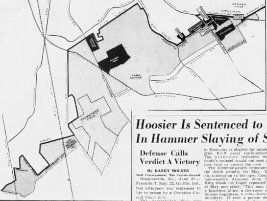 June 26, 1950 - Louisville's big annexation -