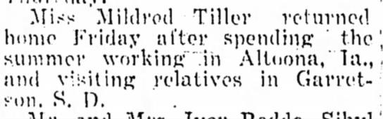 Relatives in Altoona IA? -