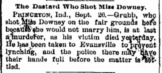 Freeport Journal-Standard, Freeport, IL 9-20-1888 -