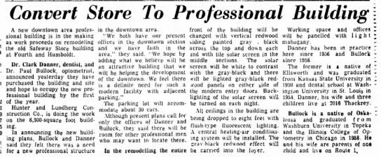 1963 11 10 Manhattan Mercury p2 P Bullock -