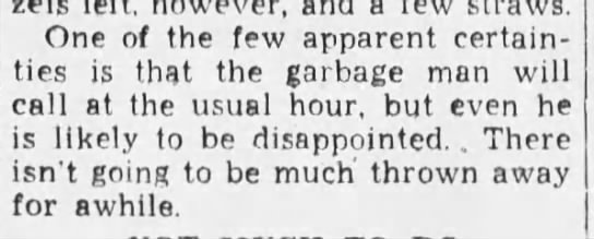 1934-07-15 Oak garbage collection remains certain -