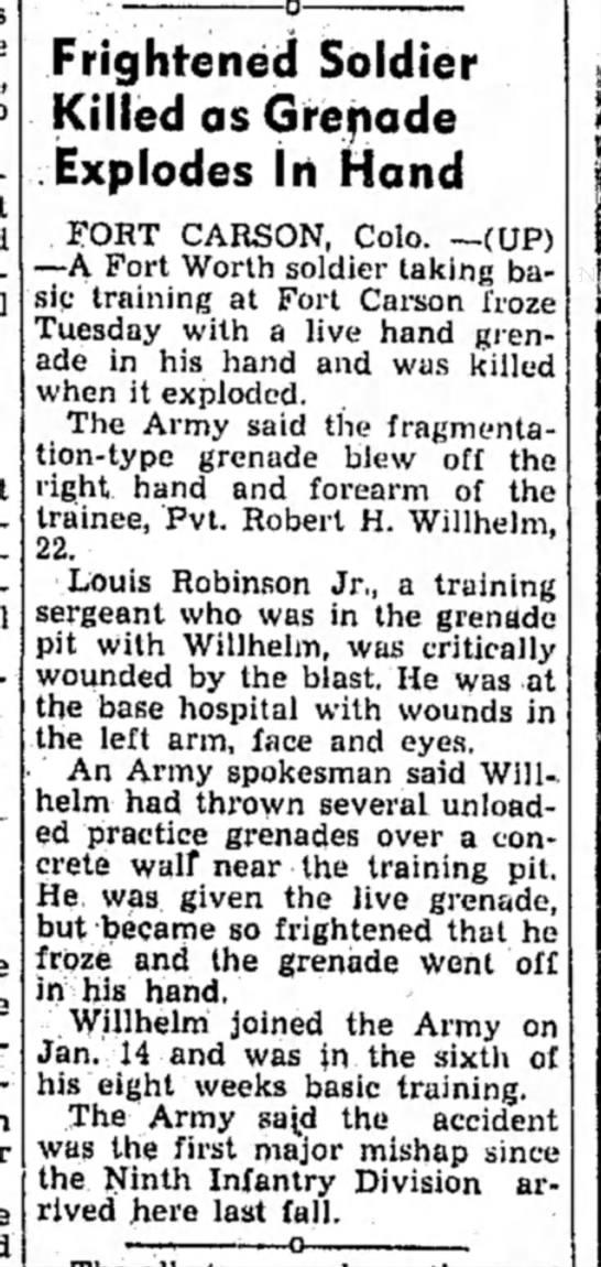 The Mexia Daily News (Mexia, TX) 13 Mar 1957, p 1 -