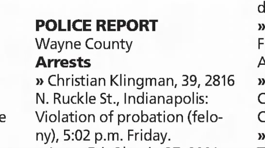 Christian Minneman 2014 Crime - Newspapers com