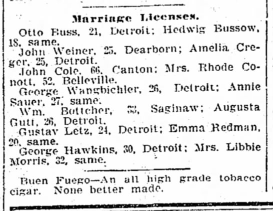 Detroit Free Press, Sunday, April 5, 1896 -