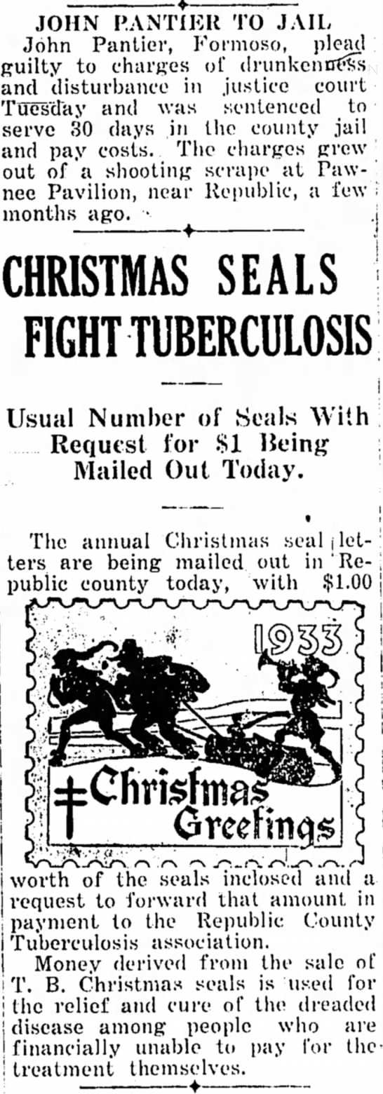 Christmas Seal Campaign