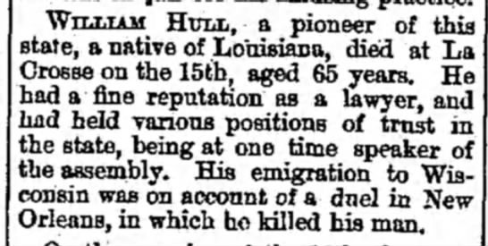 William Hull (1815-1881) -
