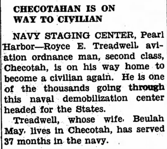 Royce Treadwell
