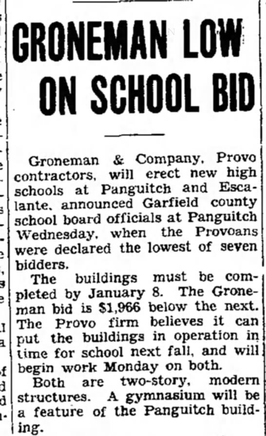 Groneman win Bid, 24 Feb 1938, Daily Herald p1 -
