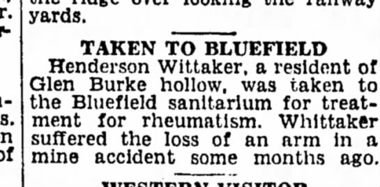 Bluefield Daily Telegraph oct 31 1937 -