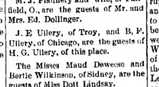 The Miami Helmet (Piqua)