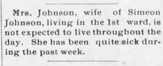 Mon 23 Nov 1896 The Columbus Daily Advocate (Columbus, Kansas) -