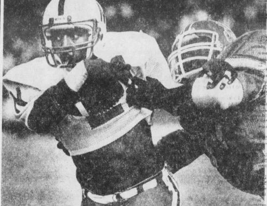 1982 Roger Craig run vs. Kansas photo -