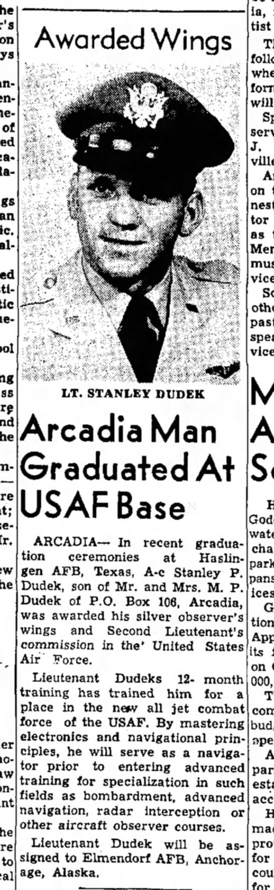 Wednesday, June 1, 1955 -
