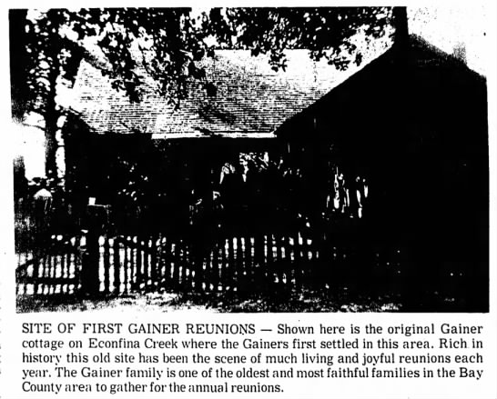 William Gainer Home -