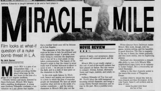 Miracle_Mile_Movie_Review_three-and-a-half_stars -