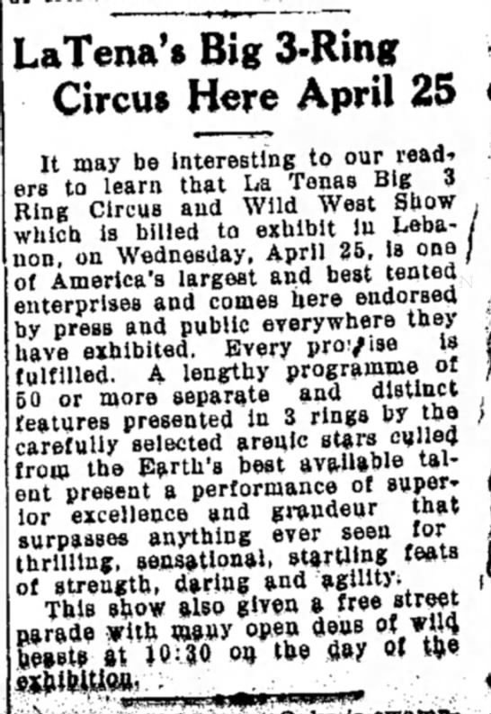 Downie LaTena Article