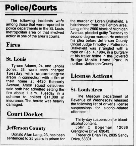 Clipping from St  Louis Post-Dispatch - Newspapers com