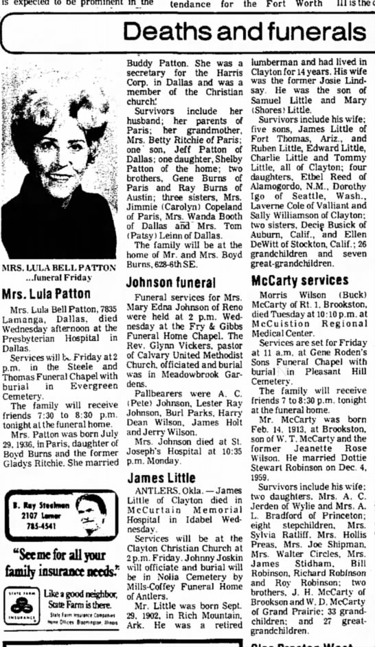 The Paris News (Paris, Texas 26 April 1979, Page 2 -