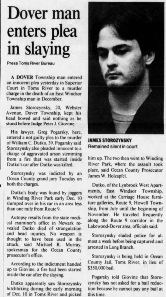 Dover man enters plea Feb 9,1990 -