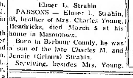 Cumberland Evening Times, Cumberland, Md 13 Mar 1953 -