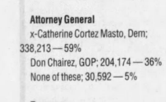 Attorney General (2006) -
