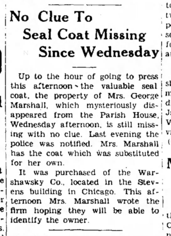 Marshall Evening Chronicle