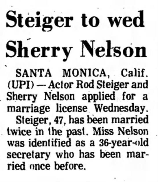 Sherry Nelson -
