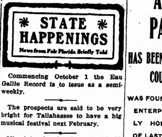 New Smyrna Beach Daily News Sept 26 1913 -