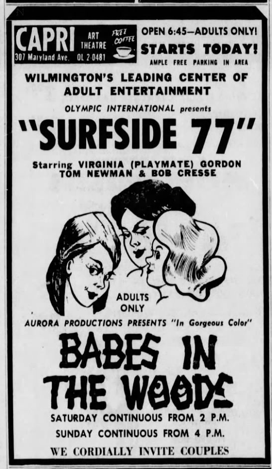 """Surfside 77""/""Babes in the Woods"" -"
