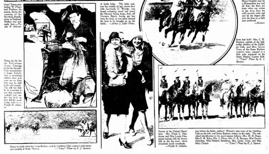 The Los Angeles Times (Los Angeles, California) 13 May 1928, p 119 -