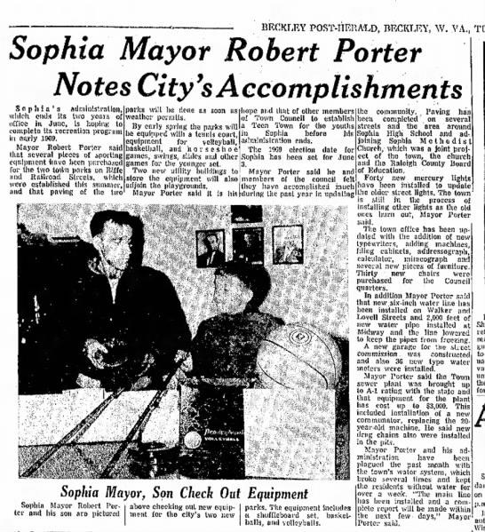 robert porter 6 -