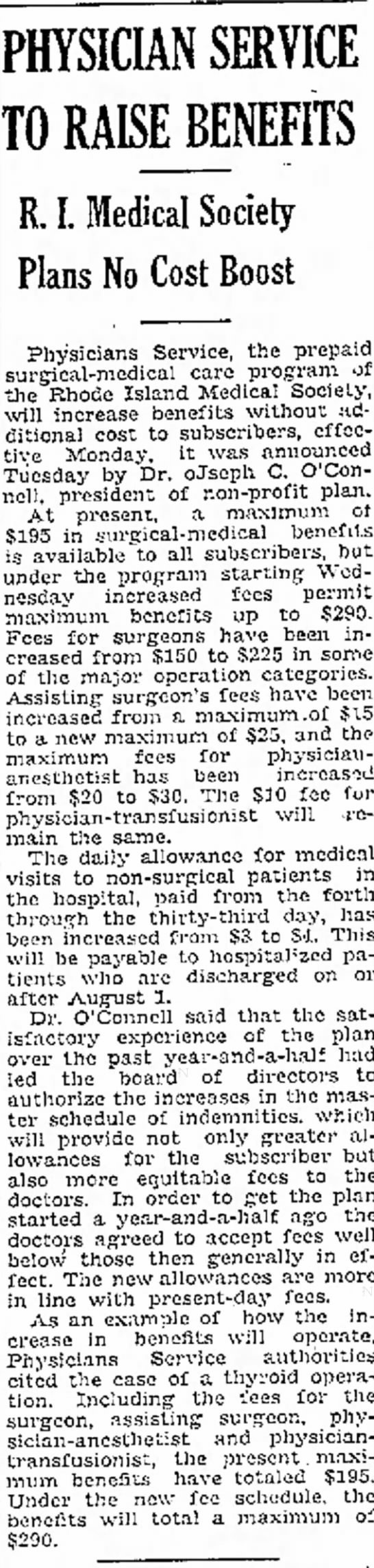 The Newport Mercury and Weekly News August 3, 1951 -