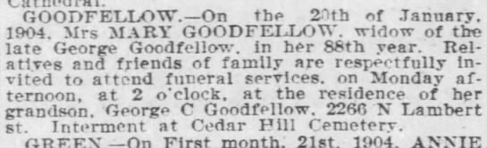1-23-1904 Obiturary -
