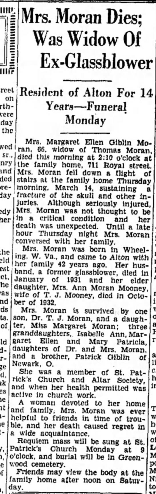 Giblin_Margaret_Obit_1935_(Moran) -