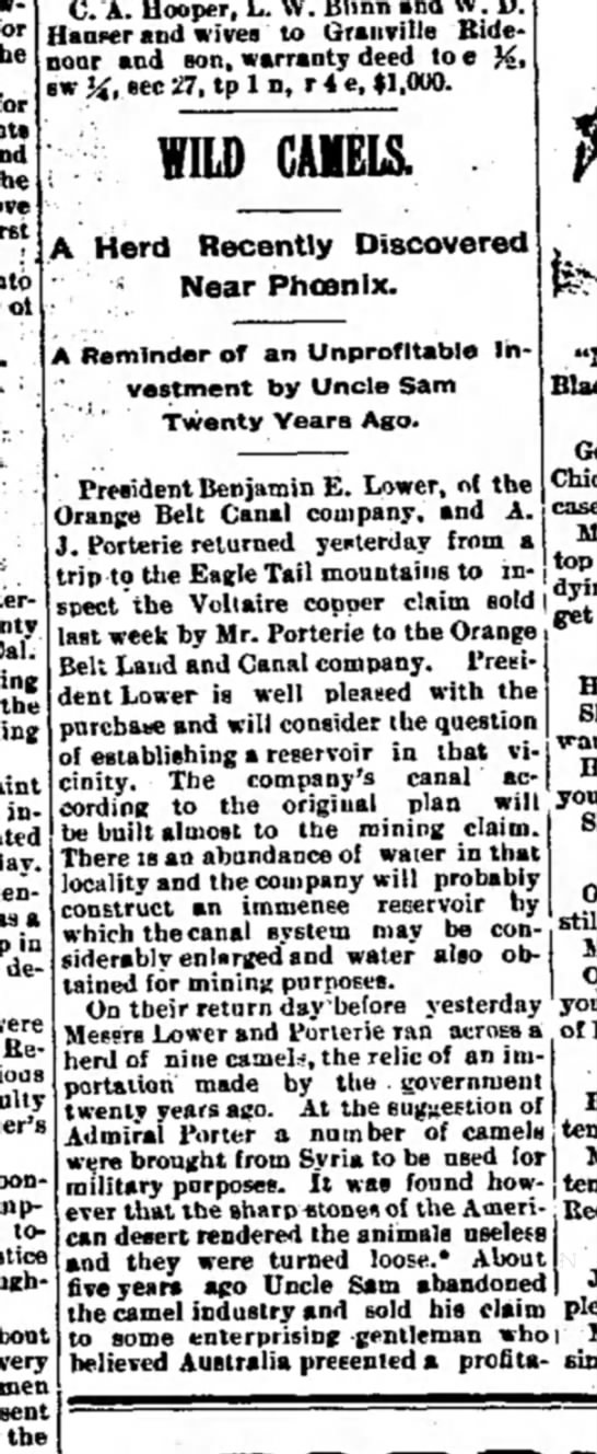 Arizona Republican 16 March 1893 p. 8 column 1 -
