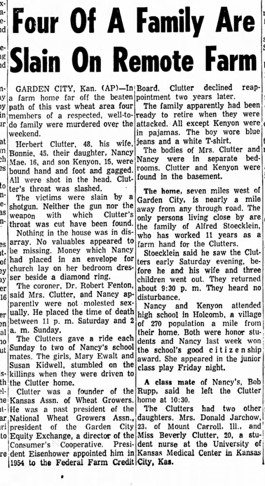 The Ottawa Herald 11-16-59 - in]members of a respected, well-to- Four Of A...