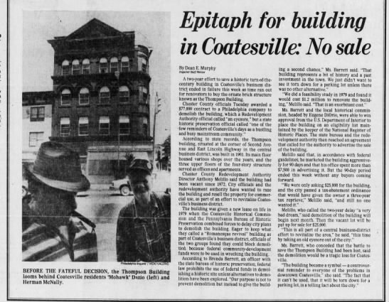 Clipping from The Philadelphia Inquirer - Newspapers com