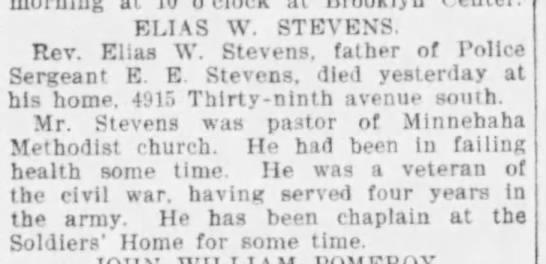 Stevens -