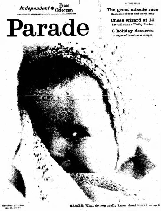 Parade Cover -