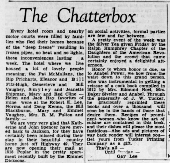 Chatter Box Meaning
