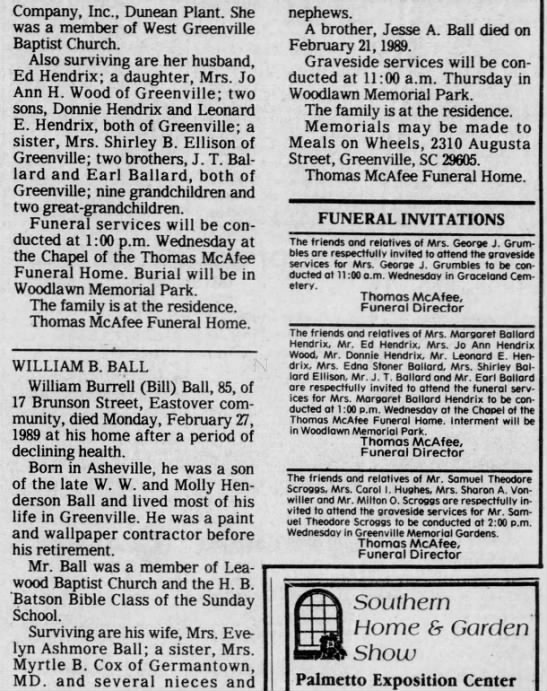 Clipping from The Greenville News - Newspapers com