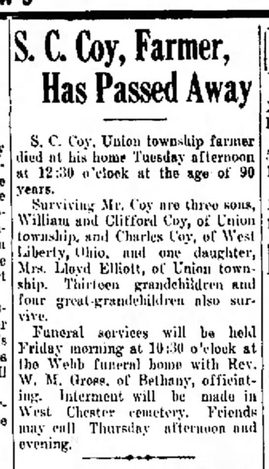 The Hamilton Examiner, 15 Jan, 1936 -
