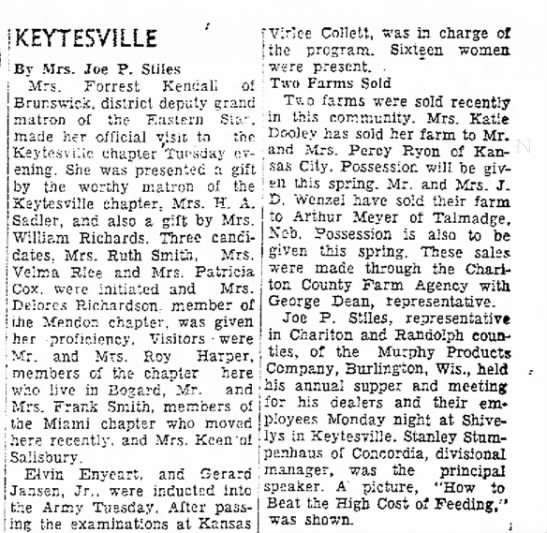 M&MJDWenzelSoldFarm