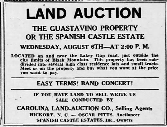 Guastavino Property Auction - Newspapers com